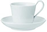 Royal Copenhagen Fluted High Handle Cup & Saucer (2 PC)