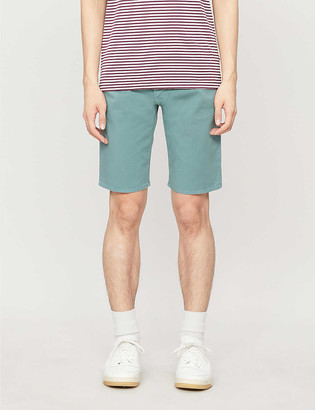 Emporio Armani Regular-fit chino shorts