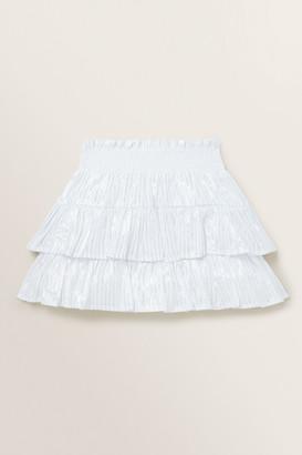 Seed Heritage Metallic Skirt
