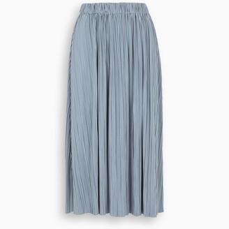 Samsoe & Samsoe Black Uma pleated skirt