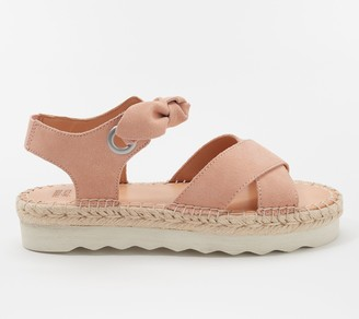 Frye & co. Bow Sandals - Lula