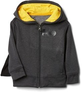 Gap babyGap + Junk Food cape zip hoodie