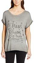 True Religion Women's W16FT19B9G T-Shirt