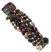 Iradj Moini Multistone Convertible Bracelet & Brooch