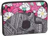 Pottery Barn Teen Arte Sempre Skull And Flower Laptop Sleeve