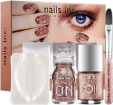 Nails Inc Bling It On Rose Gold