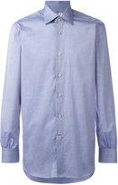 Kiton button-up shirt