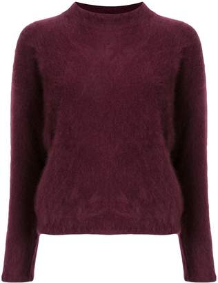TOMORROWLAND mock neck jumper
