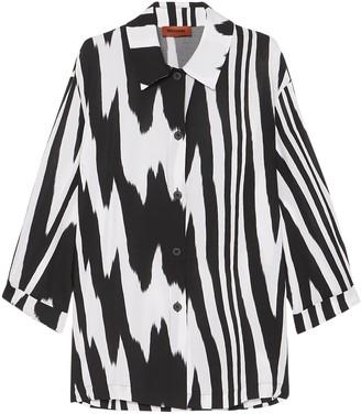 Missoni Printed Mousseline Shirt