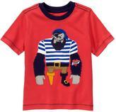 Gymboree Gorilla Pirate Tee