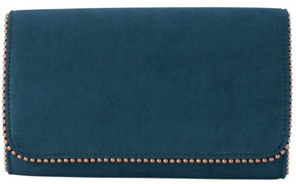 Olga Berg OB4693 Jules Flap Over Clutch Bag