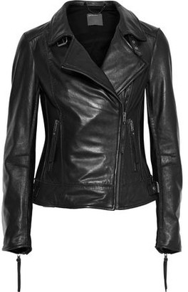 Muu Baa Muubaa Keeley Leather Biker Jacket
