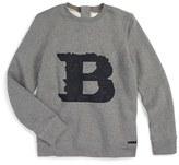 Burberry Girl's B Sweatshirt