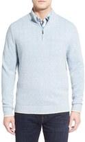 Tommy Bahama Men's 'Harbor Walk' Quarter Zip Pullover Sweater