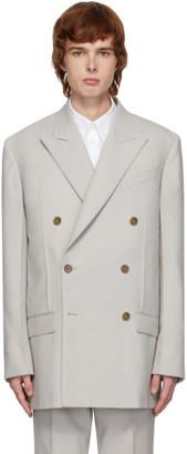 Givenchy Grey Oversize Jacket