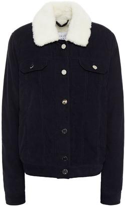 Gabriela Hearst Pascoal Faux Shearling-lined Cotton-corduroy Jacket