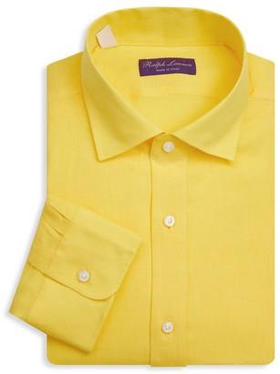 Ralph Lauren Purple Label Serengeti Cotton Shirt