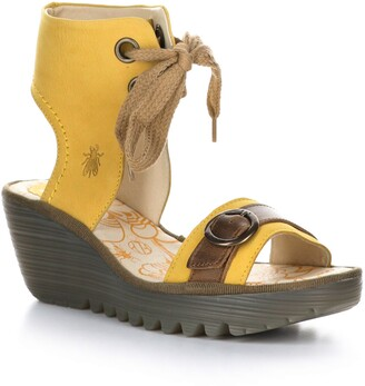 Fly London Yaje Wedge Sandal