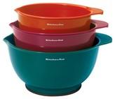 KitchenAid Mixing Bowl 5 Piece Set with Non-Slip Base