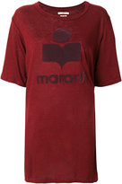 Etoile Isabel Marant Étoile Kuta logo T-shirt