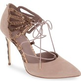 Ted Baker 'Mallai' Lace-Up d'Orsay Pump (Women)