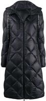 Moncler Suvex long parka coat
