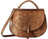 Gabriella Rocha Saylor Saddle Bag with Tassel