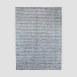 Threshold Drum Weave Outdoor Rug Blue