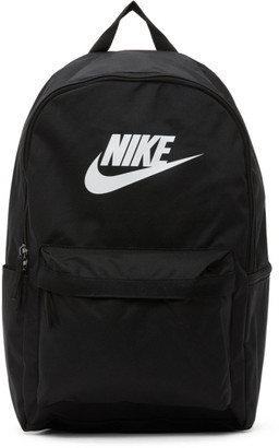 Nike Black Heritage 2.0 Backpack