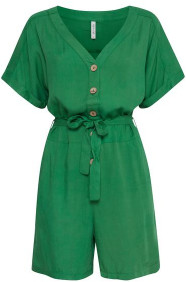 Blend She Udin Pine Green Jumpsuit - XS