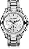 Karl Lagerfeld Icon Stainless Steel Unisex Watch