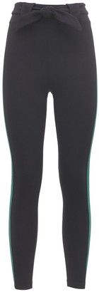 YEAR OF OURS Belted Active Thermal Ski Leggings