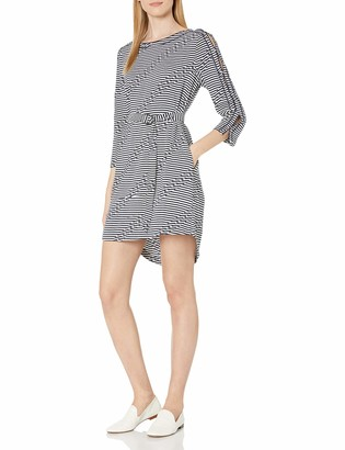 Kenneth Cole Women's Off The Shoulder Dress