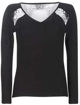 Naf Naf PRIMUS NEW T1 women's Blouse in Black
