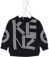 Kenzo graphic logo print sweatshirt