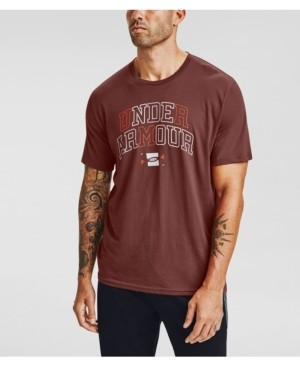 Under Armour Men's Collegiate T-Shirt