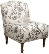 One Kings Lane Clark Slipper Chair - Sepia