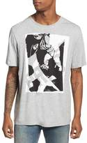 PRPS Abstract Cherub Graphic T-Shirt