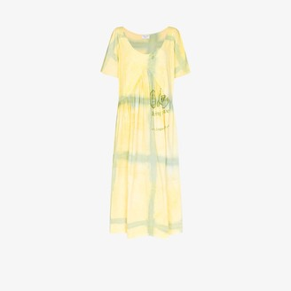 Collina Strada Mariposa Princess tie-dye dress
