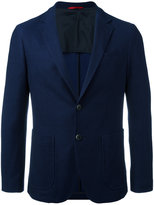 Fay two button blazer - men - Cotton/Polyester - 46