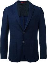 Fay two button blazer - men - Cotton/Polyester - 50