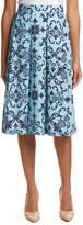 Escada Reed Woven Skirt