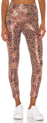 Onzie Animal Foil Midi Legging
