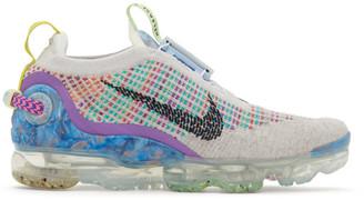 Nike Grey Air VaporMax 2020 FK Sneakers