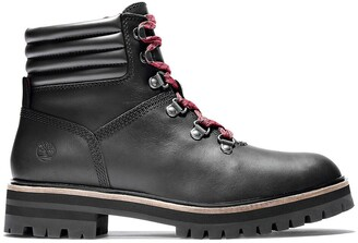 Timberland London Square Leather Boots