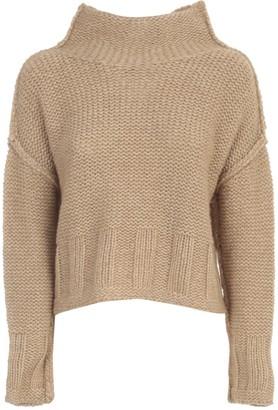 Pierantonio Gaspari PierAntonioGaspari Oversized Short Sweater