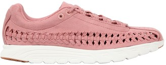 Nike Mayfly Woven Suede Sneakers