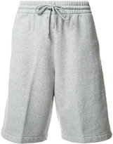 Alexander Wang drawstring track shorts - men - Cotton/Polyester - XS