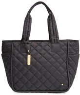 Le Sport Sac Claudia Quilted Nylon Tote