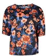 Fausto Puglisi Floral Print T-shirt
